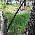 "Marksman bow 70"" (178 cm) dark brown, 40 lbs"