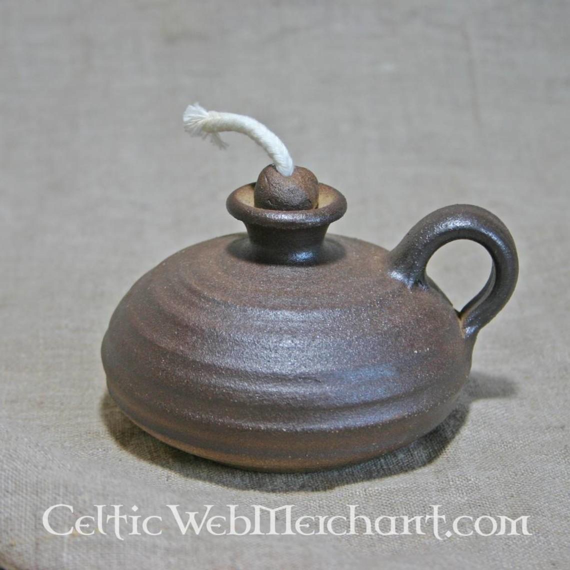 Lámpara de aceite Medieval