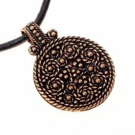 Birka amuleto tomba 943