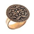 estilo Borre anillo birka de Viking