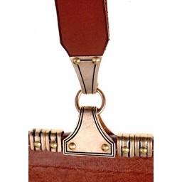 Viking kniv / SEax dekoration, mediet