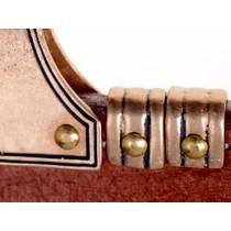 Viking knife / seax decoration Birka