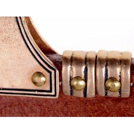 couteau Viking / décoration seax Birka