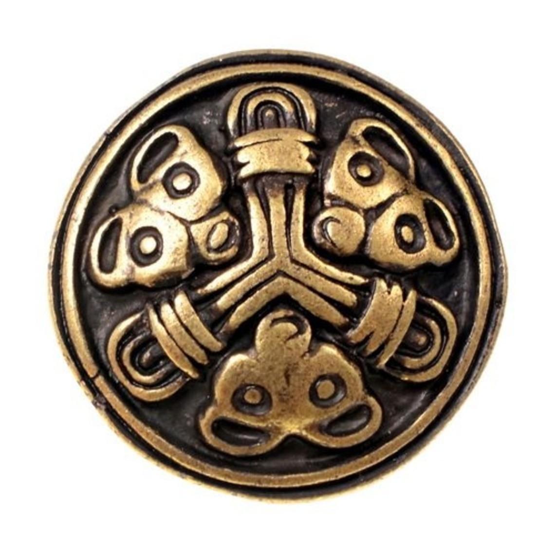 Viking cinghia montaggio insieme Borre su 5 pezzi