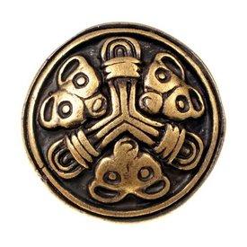 Vikingriembeslag Borre set van 5 stuks