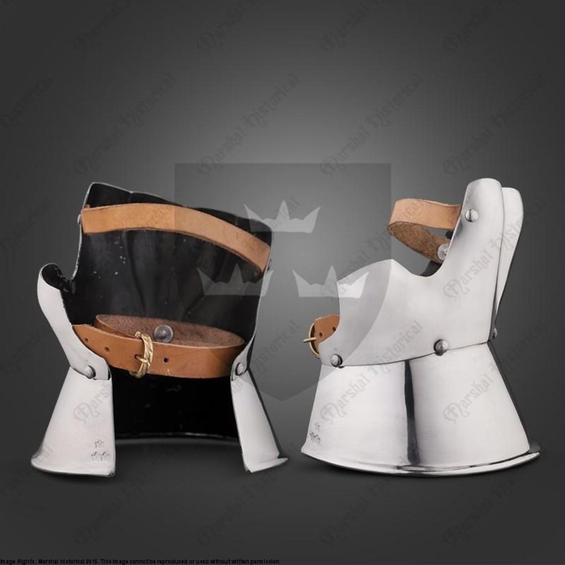 Marshal Historical 14de-15de eeuwse halfhandschoenen