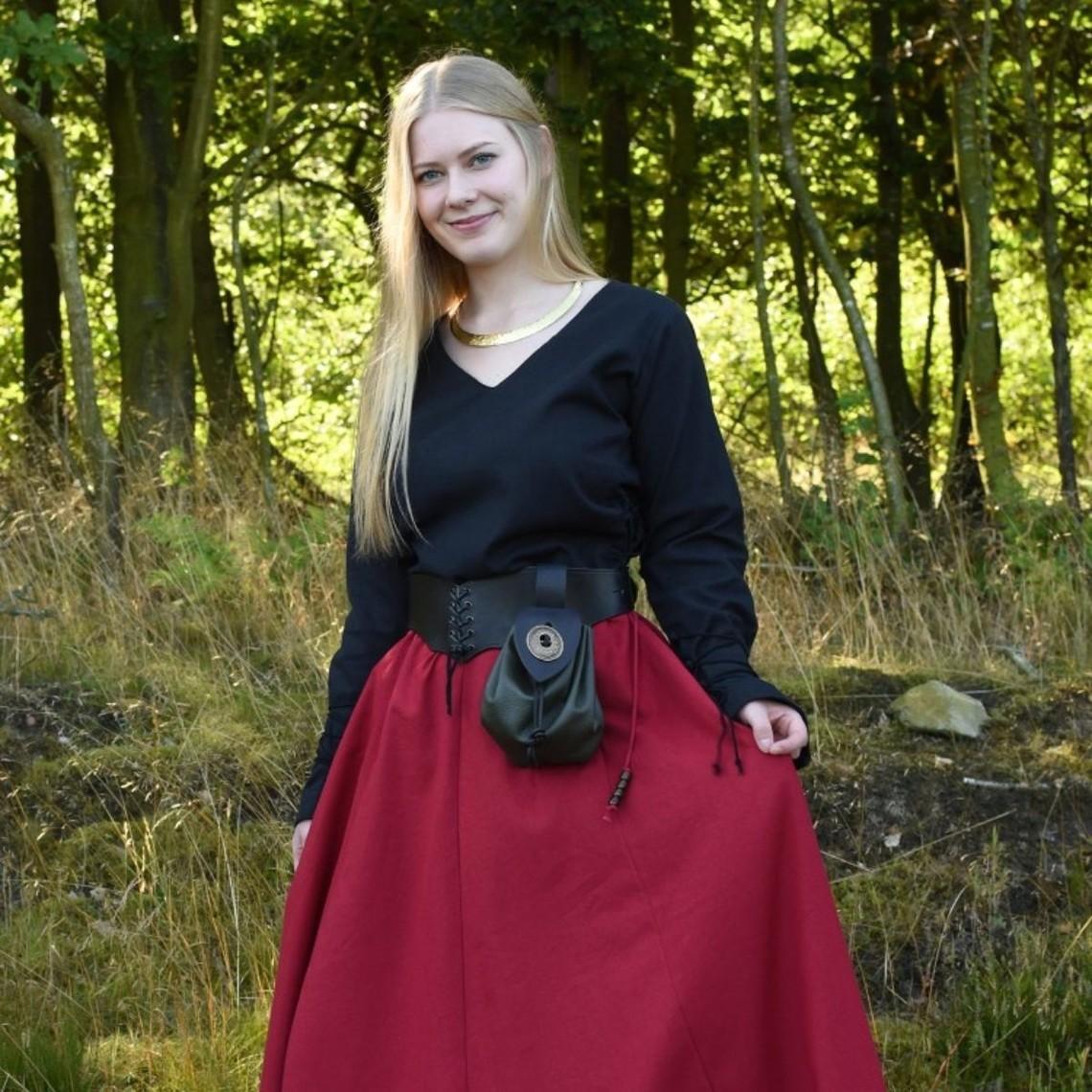 Medieval Aubrey bluzka, czarna