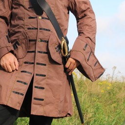 17. århundrede Pirate pels, brun