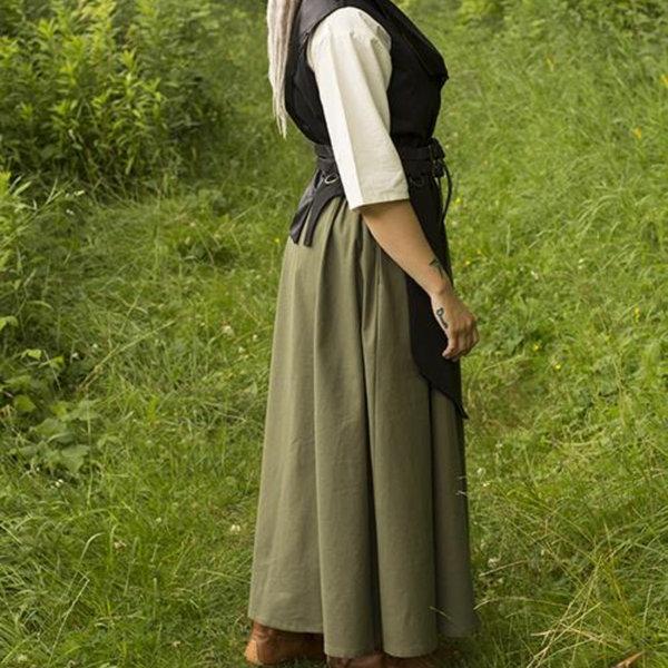 Epic Armoury Victoriansk vest Dorian, sort