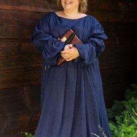 Epic Armoury Renesansowa sukienka Lucretia, niebieska