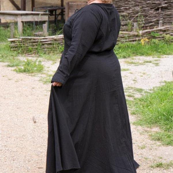 Epic Armoury Cotehardie Isobel, noir