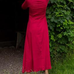 Cotehardie Isobel, red