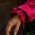 Epic Armoury Vestido renacentista Lucrecia, rojo