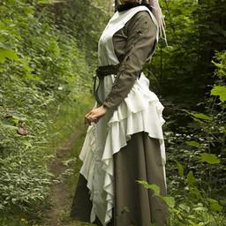 Dress Raven, white