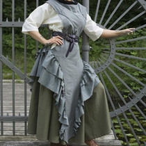 Epic Armoury Kjole Raven, grå