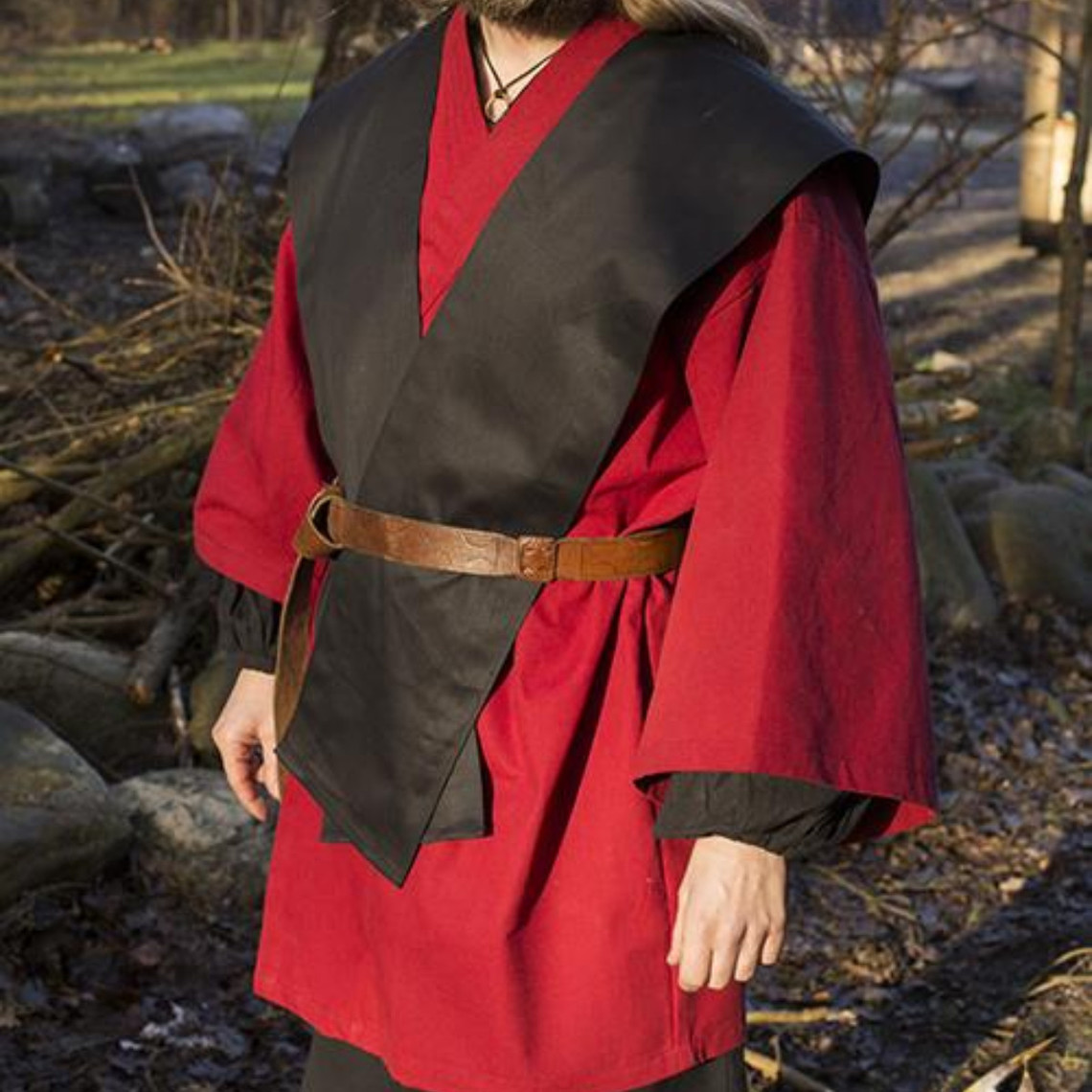 Epic Armoury Tabard Luke, negro