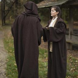 Mittelalterkleid Osgar, braun