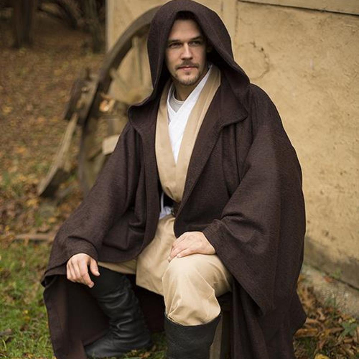Middeleeuws gewaad Osgar, bruin