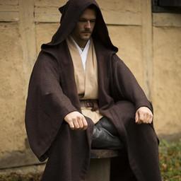 Medieval robe Osgar, brown
