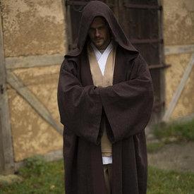 Epic Armoury Robe médiévale Osgar, marron