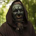 Epic Armoury Mantel Azog, zwart