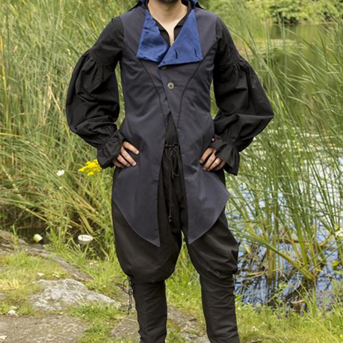 Epic Armoury Gilet Dorian, blu