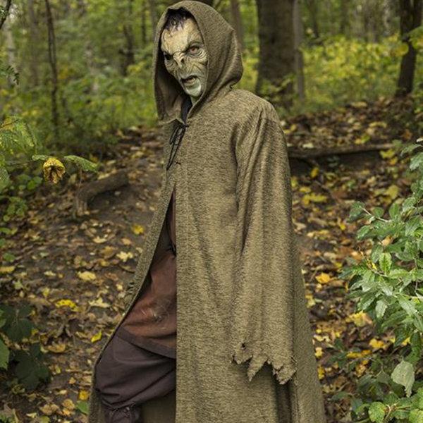 Epic Armoury Cloak Azog, green