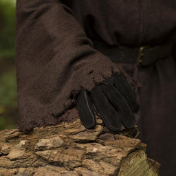 Płaszcz Azog, brązowy