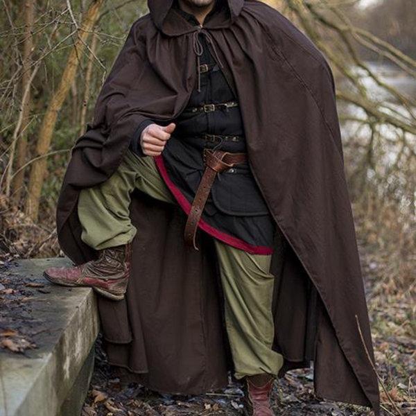 Epic Armoury RFB kappe Arthur, brun