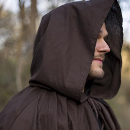 RFB mantel Arthur, bruin