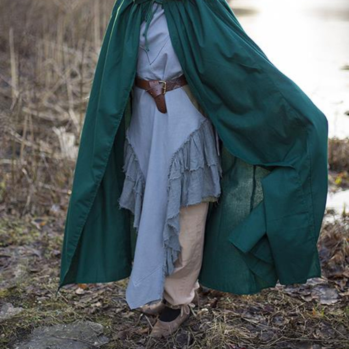 Epic Armoury Capa RFB Arthur, verde