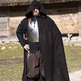 Epic Armoury RFB cloak Arthur, black