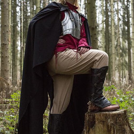 Epic Armoury Cloak Jaimie, svart