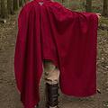 Epic Armoury Capa Jaimie, rojo