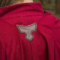 Jaimie płaszcz, czerwony