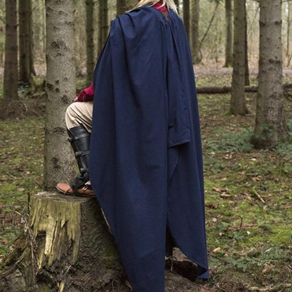 Epic Armoury Cloak Jaimie, blue