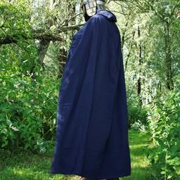 Baumwollumhang, blau