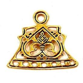 Vikingo de joyas divisor de Letonia