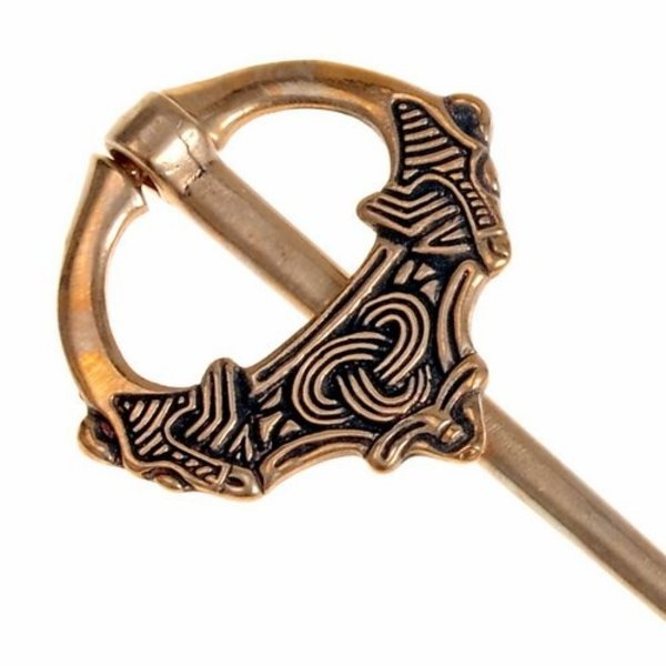 Viking brooch Oppland