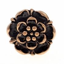 Renaissance rose ring