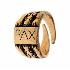 Medieval Ring Frieden