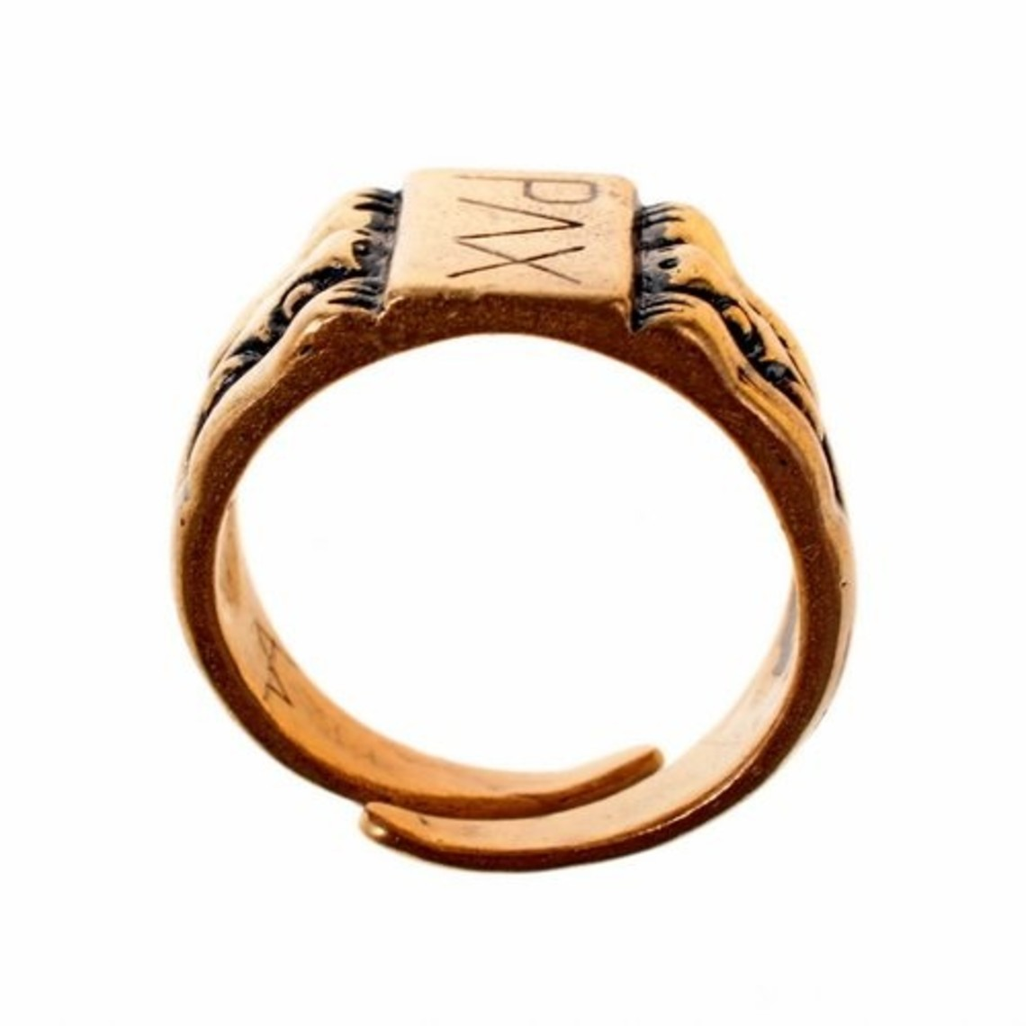 Paz anillo medieval