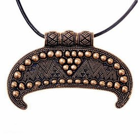 Lunula amulett Gnezdovo