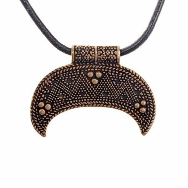 Rusvik lunula amuleto piccolo