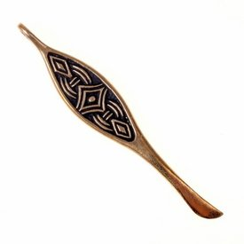 Viking limpiador de uñas Birka tumba 660
