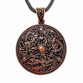 Oseberg Viking amulett