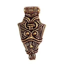 Viking mask jewel Uppåkra