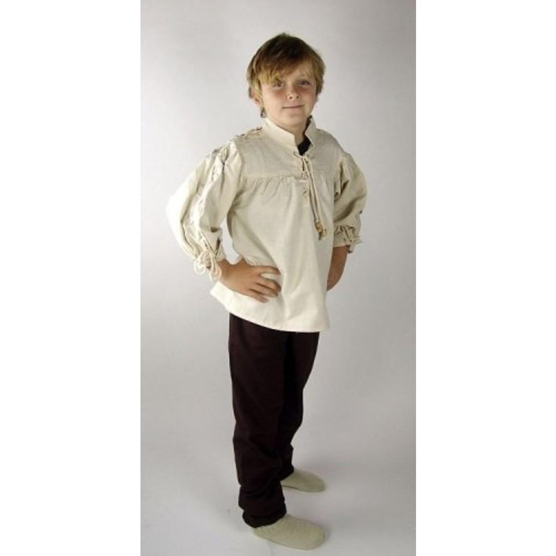 Leonardo Carbone Camisa Duke para niño XXS, oferta especial!