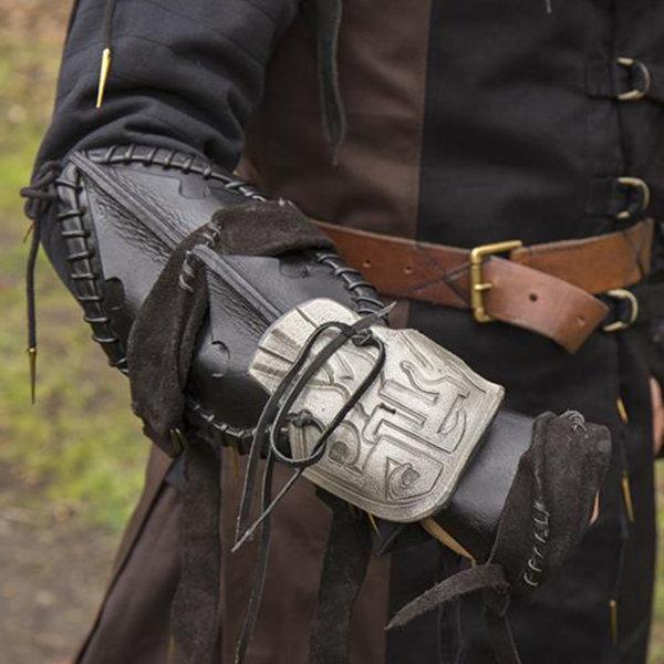 Epic Armoury Mørk Elf Bracer, højre arm
