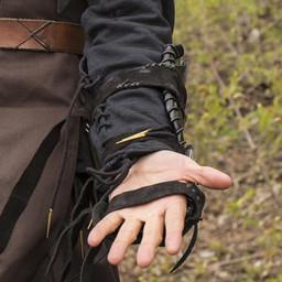 Dark Elf bracer, left arm